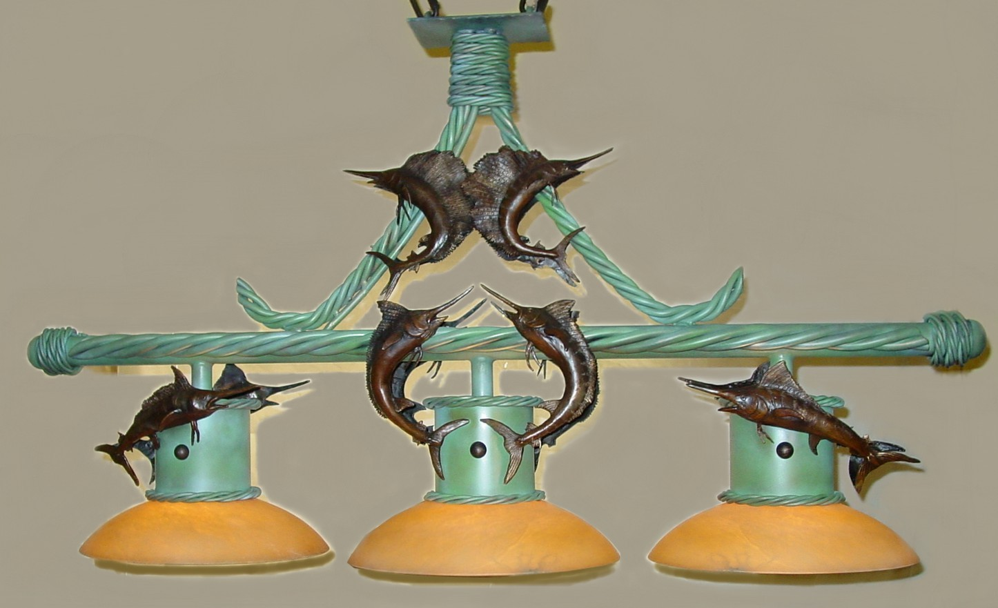 Ocean Lighting Fixtures