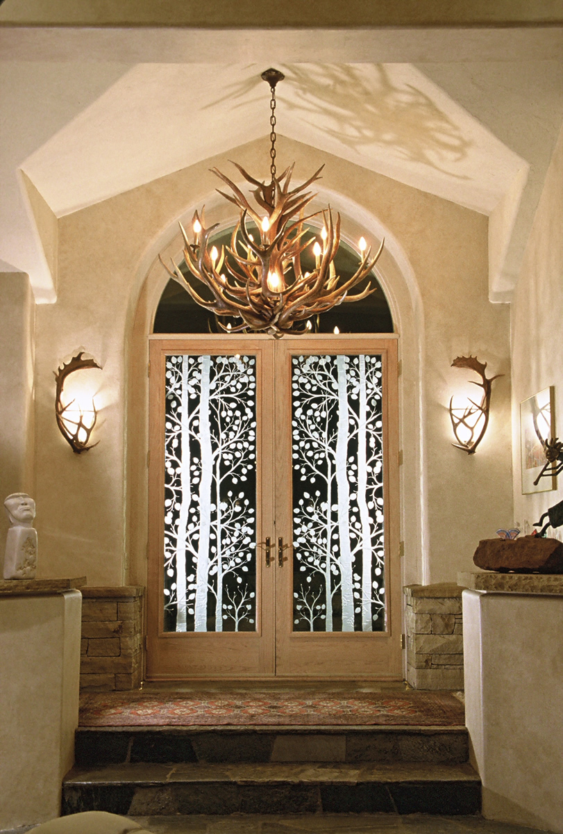 Etched Carved And Sculptured Glass