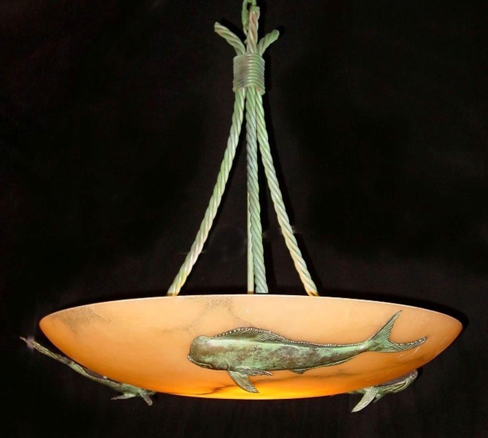 Ocean lighting fixtures 2 bronze durado gold alabaster chandelier arubaitofo Choice Image