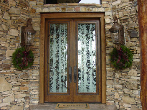 Doors And Sidelights By Kevin Clark Originals