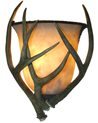 Antler Sconces